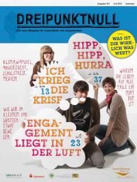 Cover für Dreipunktnull 1 – 2010
