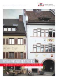Cover für Heimliche Prozesse im Untergrund