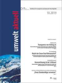 umwelt aktuell 10-2019