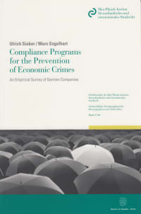 Cover Compliance Programs for the Prevention of Economic Crimes