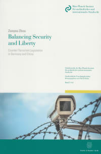 Cover Balancing Security and Liberty