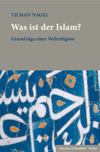 Cover Was ist der Islam?