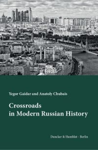 Cover Crossroads in Modern Russian History