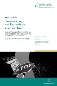 Cover Sanktionierung von Unternehmen und Compliance