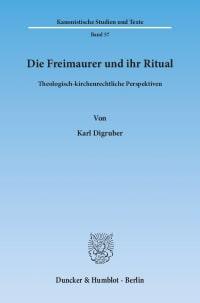 Cover Die Freimaurer und ihr Ritual