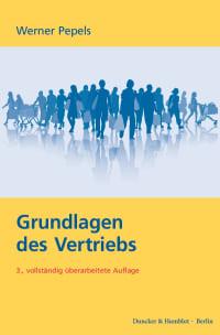 Cover Grundlagen des Vertriebs