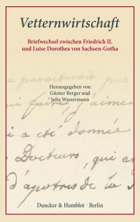 Cover Vetternwirtschaft.
