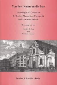 Cover Von der Donau an die Isar