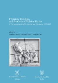 Cover Populism, Populists, and the Crisis of Political Parties