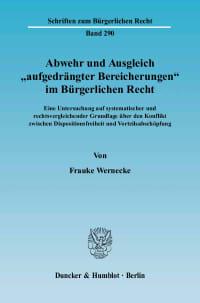Cover Abwehr und Ausgleich