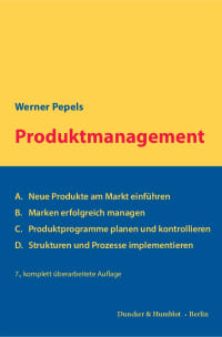 Cover Produktmanagement