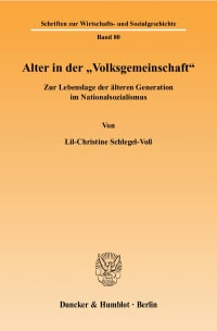 Cover Alter in der