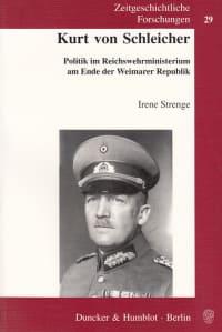 Cover Kurt von Schleicher