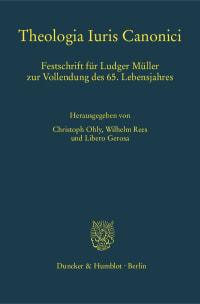 Cover Theologia Iuris Canonici