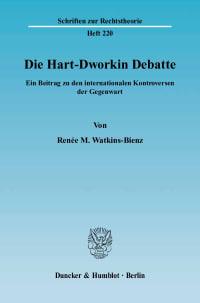 Cover Die Hart-Dworkin Debatte