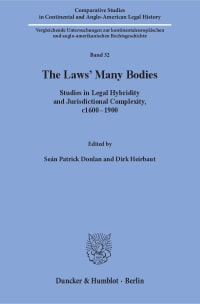 Cover The Laws' Many Bodies