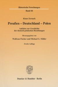 Cover Preußen - Deutschland - Polen