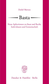 Cover Basta