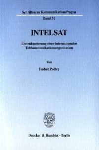 Cover INTELSAT