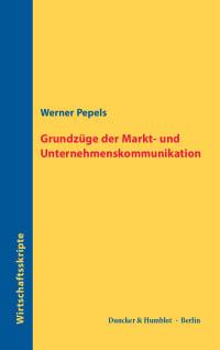 Cover Grundzüge der Markt- und Unternehmenskommunikation