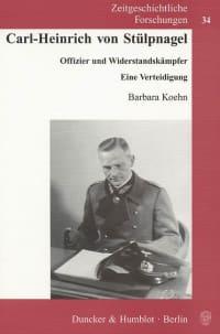 Cover Carl-Heinrich von Stülpnagel
