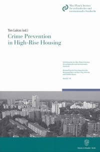 Cover Crime Prevention in High-Rise Housing