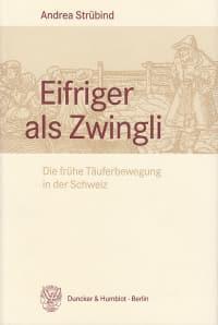 Cover Eifriger als Zwingli