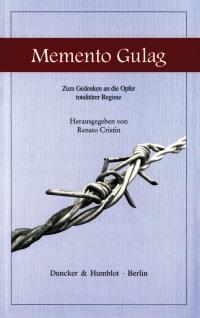 Cover Memento Gulag