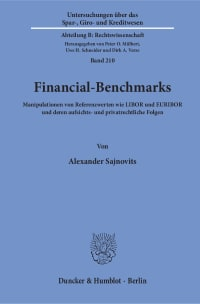 Cover Financial-Benchmarks