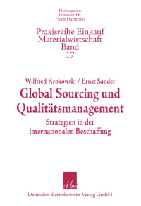Cover Global Sourcing und Qualitätsmanagment