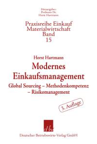 Cover Modernes Einkaufsmanagement
