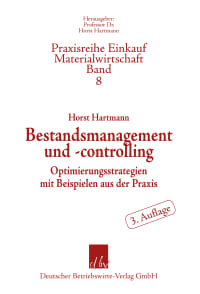 Cover Bestandsmanagement und -controlling