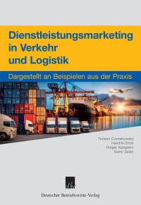 Cover Dienstleistungsmarketing in Verkehr und Logistik