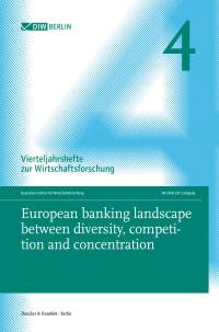 Cover Vierteljahrshefte zur Wirtschaftsforschung (VJH)