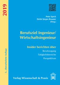 Cover Berufsziel Ingenieur/Wirtschaftsingenieur 2019