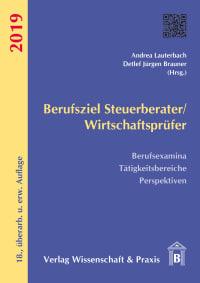 Cover Berufsziel Steuerberater/Wirtschaftsprüfer 2019