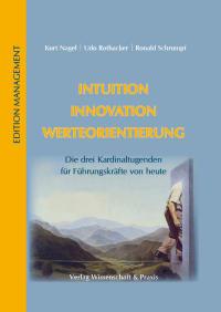 Cover Intuition - Innovation - Werteorientierung