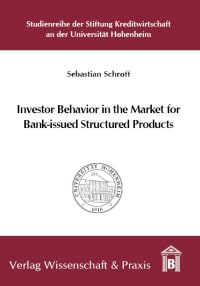 Cover Investor Behavior in the Market for Bank-issued Structured Products