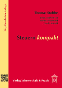 Cover Steuern kompakt