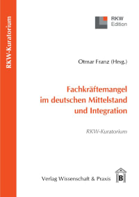 Cover Fachkräftemangel im deutschen Mittelstand und Integration