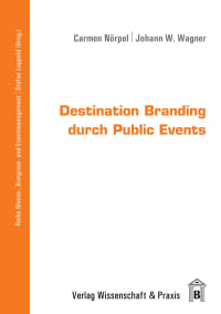 Cover Destination Branding durch Public Events