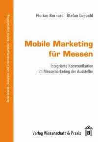 Cover Mobile Marketing für Messen