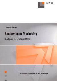 Cover Basiswissen Marketing