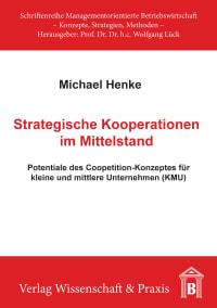 Cover Strategische Kooperationen im Mittelstand