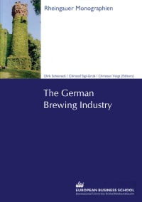 Cover The German Brewing Industry