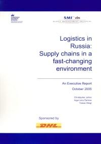 Cover Logistics in Russia