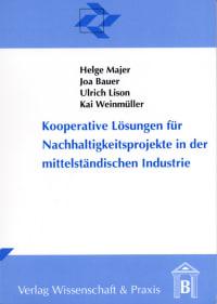 Cover Kooperative Lösungen für Nachhaltigkeitsprojekte in der mittelständischen Industrie