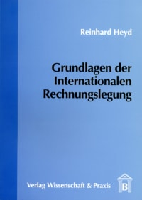 Cover Grundlagen der Internationalen Rechnungslegung