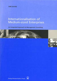 Cover Internationalisation of Medium-sized Enterprises