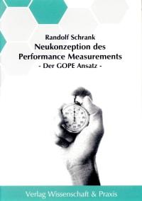 Cover Neukonzeption des Performance Measurements